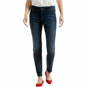 Lucky Brand Sofia Straight High Rise Dark Jeans